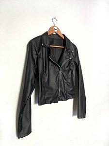 Jaqueta de couro - Zara Inspired