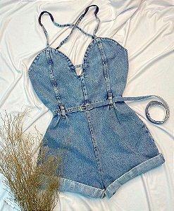 Macaquinho Jeans - Ivy