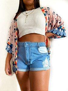Short Jeans - Duo color
