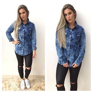 Blusão Jeans - Larissa