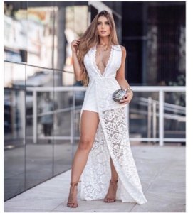 Vestido longo - Sarto