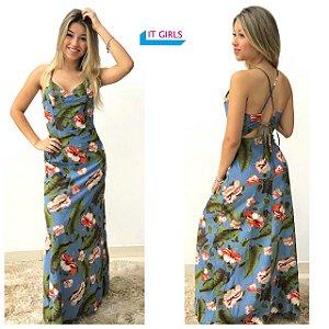 Vestido Longo - Carla