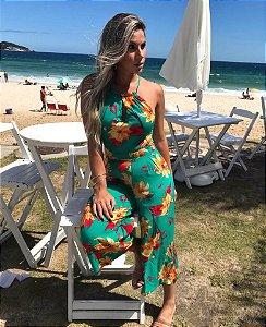Macacão pantacourt - Vanessa