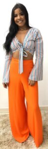 Pantalona envelope - Orange