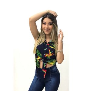 Cropped de nó - Rafaela