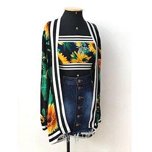 Kimono Girasol