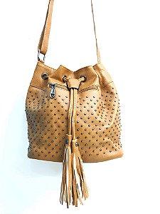 Bolsa saco com Tachas