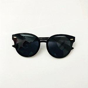 óculos coliseu preto + estojo