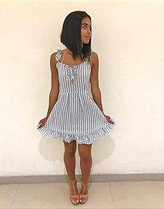 Vestido Princesa Isabel - Blue