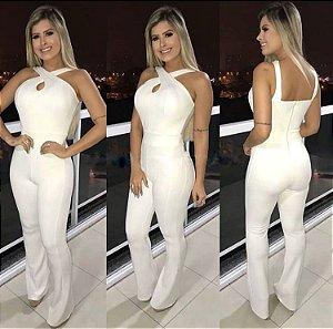 Macacão branco - Stephanie