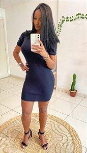 Vestido tubinho - Lana