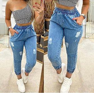 Calça Jeans Jogger - Bea
