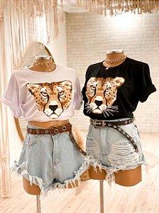 T - Shirt: Leopard