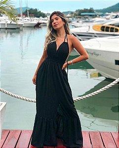 Vestido longo - Patricia