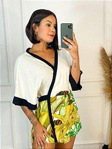 Vestido  Kimono - Selena