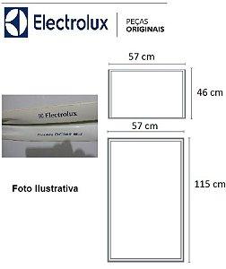 Jogo De Borrachas Eletrolux Dc360 - (geladeira + Congelador)
