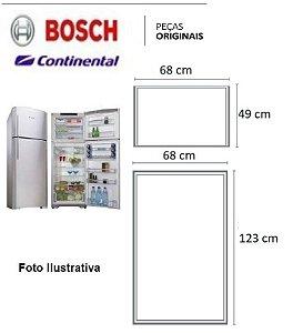 JOGO de Borrachas -  BOSCH-CONTINENTAL - KDN46/47/48/49/50