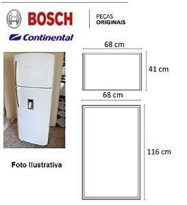 JOGO de Borrachas -  BOSCH-CONTINENTAL - KDN42/43 - KDV 44