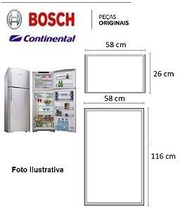 Jogo Borrachas Da Bosch R32 / Rc32 - Original
