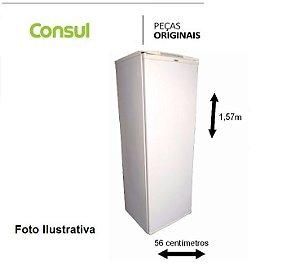 Borracha/gaxeta Consul Pratice Cra34/35 (56x1.57) B.rigida