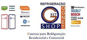 Jogo Borracha Para Geladeira Bosch - Continental - Rc32 Rsv37 / Ksv36