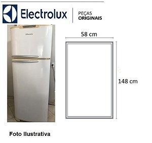 Borracha Para Geladeira Electrolux Rfe38 Rfe39 Encaixe
