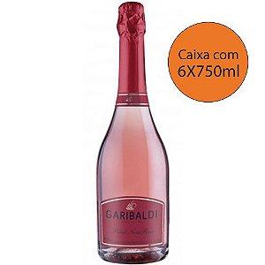 Garibaldi Pinot Noir - Caixa com 6X750ml
