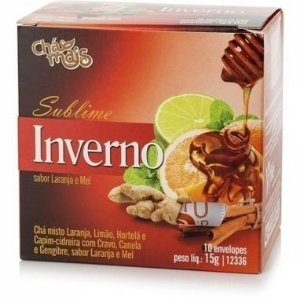 Chá Misto Sublime Inverno - Chá Mais