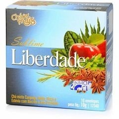 Chá Misto Sublime Liberdade - Chá Mais
