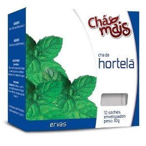 Chá de Hortelã - Chá Mais