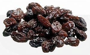 Uva passa preta desidratada, 100g  (a granel)