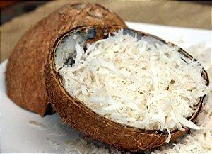 Coco ralado em flocos (a granel 500g)