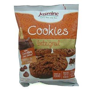 Cookies Integrais Chocolate com Gotas 200g - Jasmine
