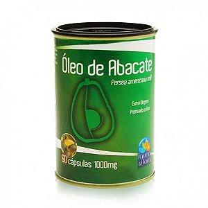 Óleo de Abacate - 60 cápsulas 1000 mg