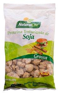 Proteína Texturizada de Soja Grossa 250g