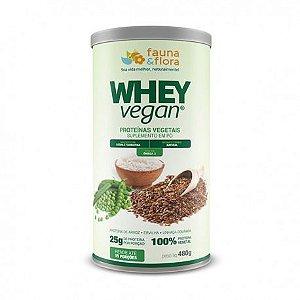 Whey Protein Vegano 480g