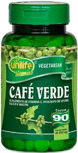 Café Verde - Unilife 90 comprimidos