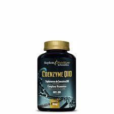 Coenzyme Q10 30 mg - 60 cápsulas