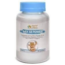 Mix SB Power - 90 cápsula