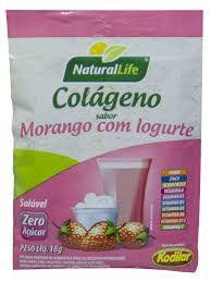 Colágeno com sabor - zero açucar