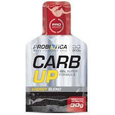 CARB UP  30 gr - morango silvestre