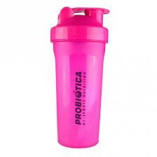 Coqueteleira probiótica rosa