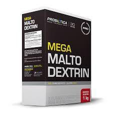 Mega MaltoDextrin - 1 KG