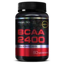 BCAA 2400 mg - 60 cápsulas