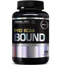 PRO BCAA BOUND - 120 cápsulas