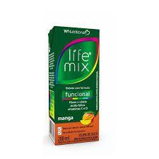 Bebida funcional manga 200ml - LifeMix