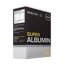 SUPER ALBUMIN - 500 gr Baunilha