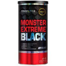 MONSTER EXTREME BLACK - 22 PACKS