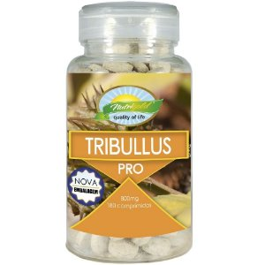 Tribulus Terrestris Pro, 180 comprimidos  - Nutrigold