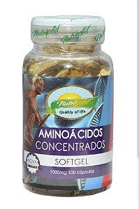 Aminoácidos Concentrados - Nutri Gold